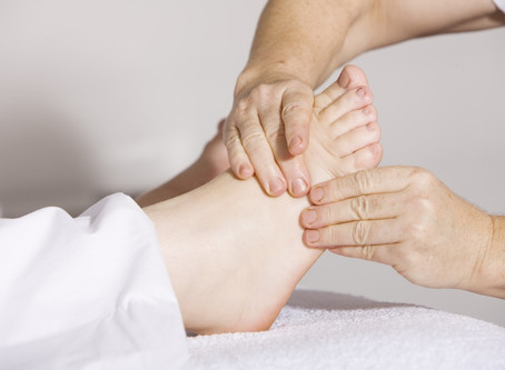Five Common Foot Problems and What You Can Do About Them