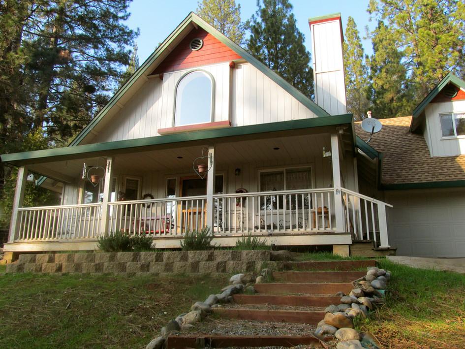 Yosemite Mountain Cottage