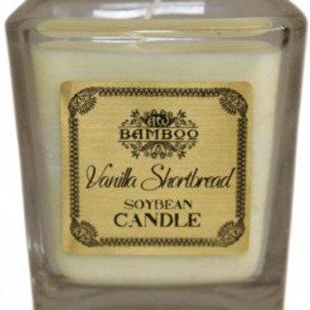 Vanilla Shortbread Soybean Jar Candle