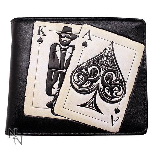 Vegas Playing Cards Wallet