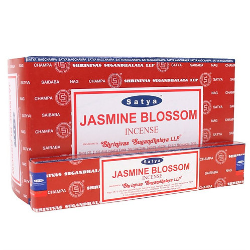 Jasmine Blossom Incense Sticks by Satya