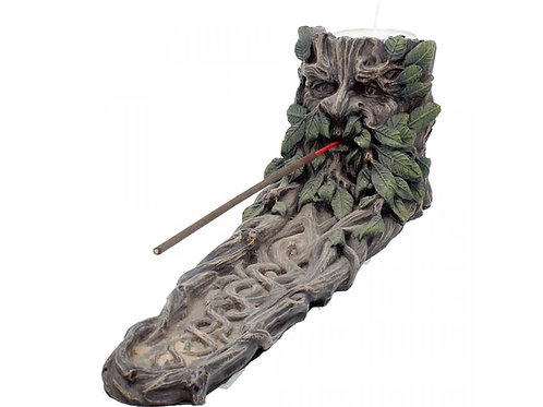 Wildwood Incense & Tealight Holder by Nemesis Now