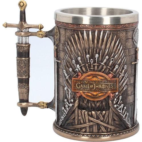 Iron Throne Tankard  - Game of Thrones