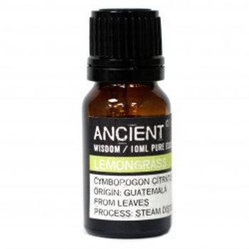 10 ml Lemongrass Essential Oil