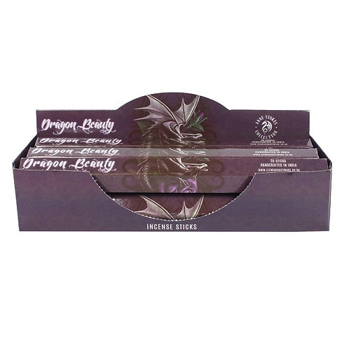 Dragon Beauty Incense Sticks by Anne Stokes