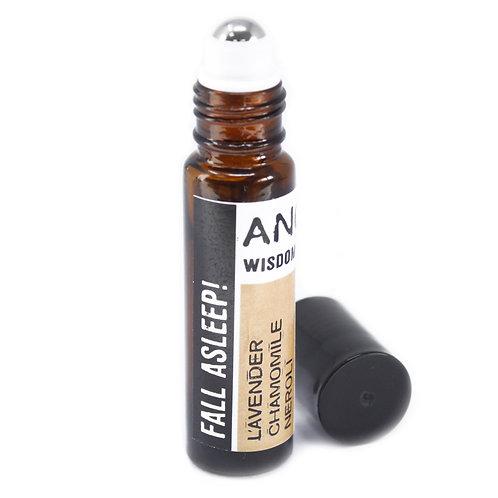 Fall Asleep Roll On Essential Oil Blend - 10ml
