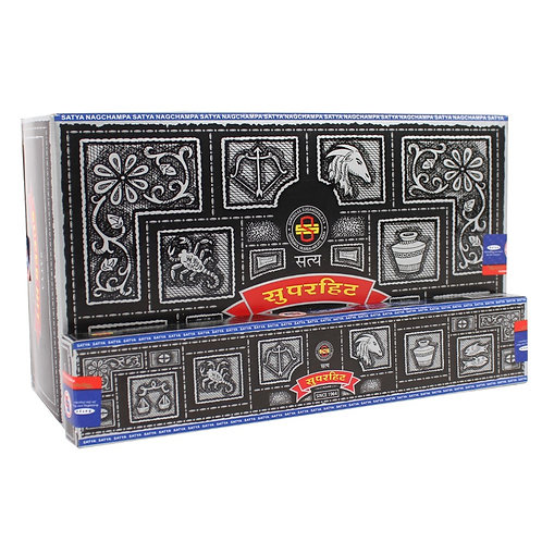 Super Hit Incense Sticks by Satya