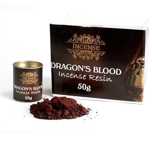50gm Dragon's Blood Resin