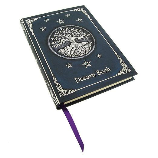 Embossed Dream Book Journal by Nemesis N