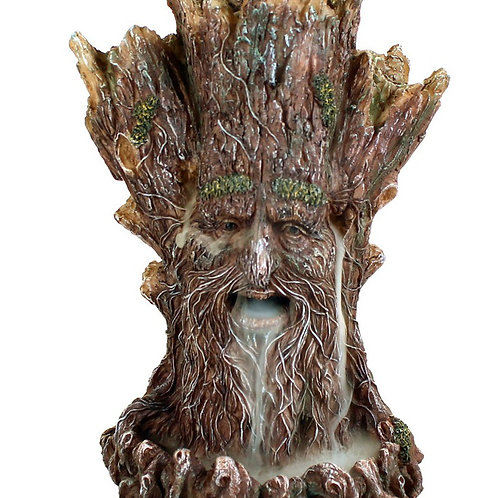 Tree Spirit Backflow Incense Tower by Nemesis Now