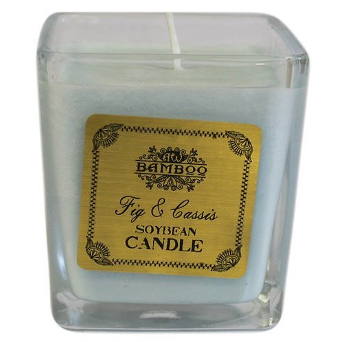 Fig & Cassis Soybean Jar Candle
