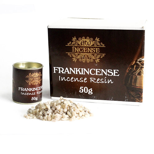 50gm Frankincense Resin