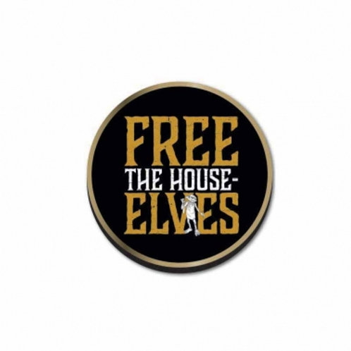 Free the House Elves Pin Badge - Harry Potter