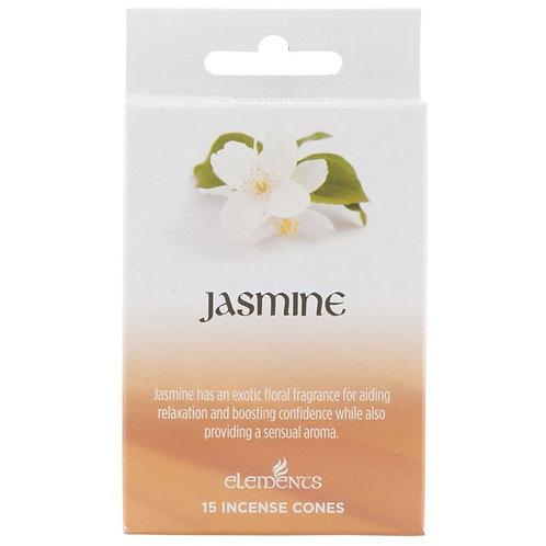 Jasmine Incense Cones by Elements