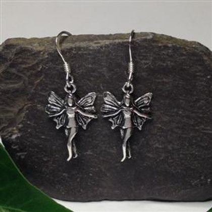 Fairy Drop Earrings - 925 Sterling Silver
