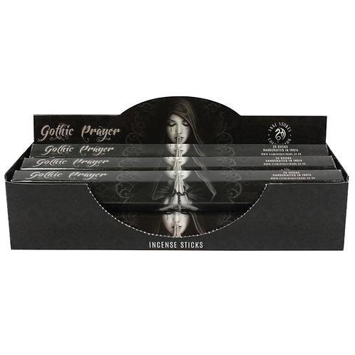 Gothic Prayer Incense Sticks by Anne Stokes