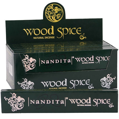 Nandita Wood Spice Incense