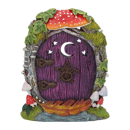 Moon Forest Fairy Door
