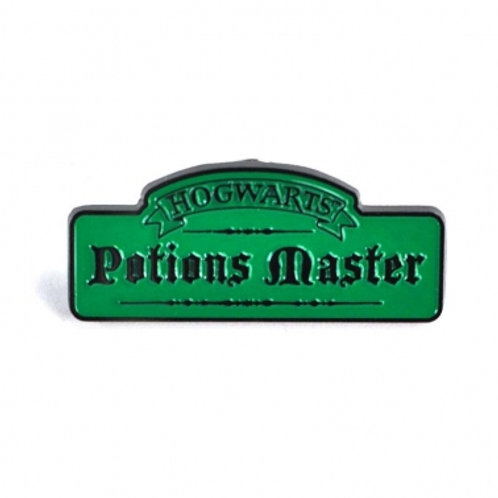 Potions Master Pin Badge - Harry Potter