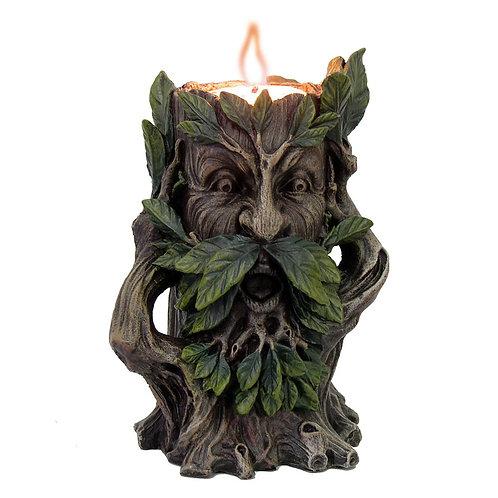 Wildwood Tealight Holder by Nemesis Now