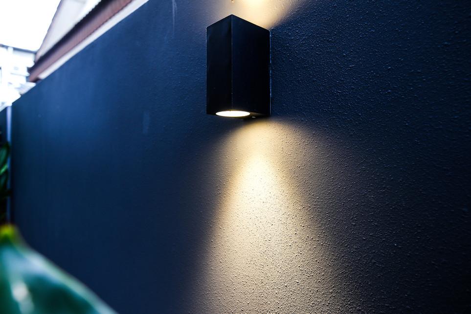 LED Double Head Wall Light