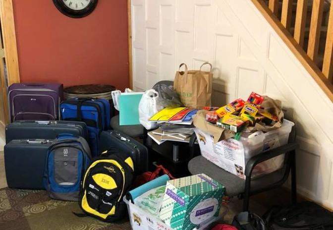 Donations, Donations, Donations