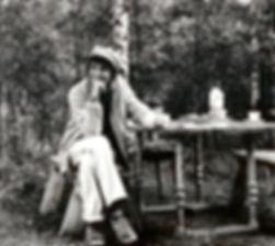 Kirjailija Mirkka Rekola