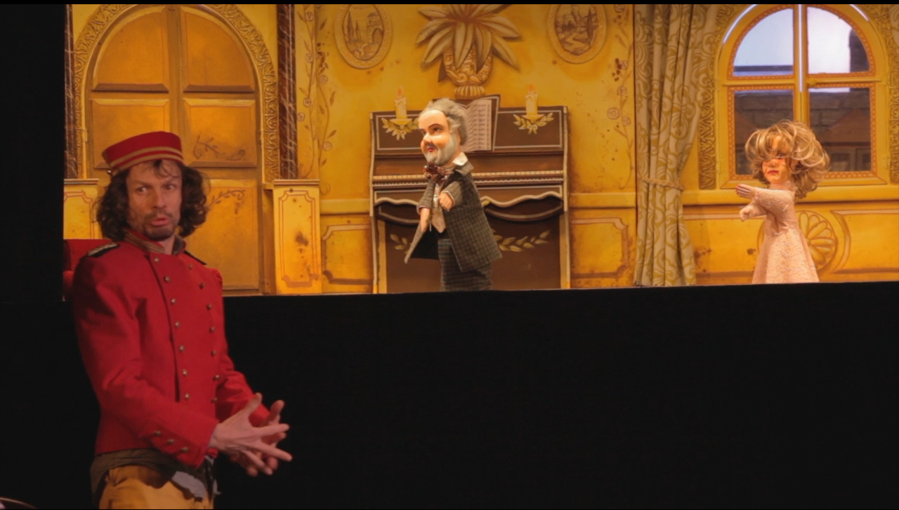 Petermann, Choufleuri et Ernestine