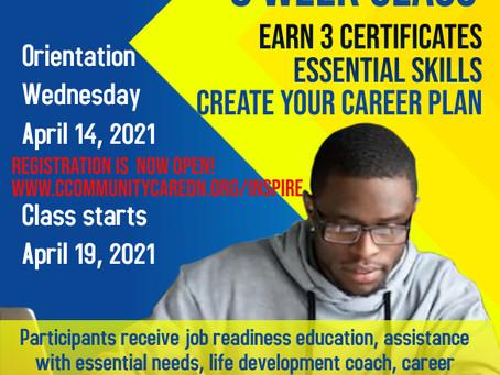 Inspire Education Program
