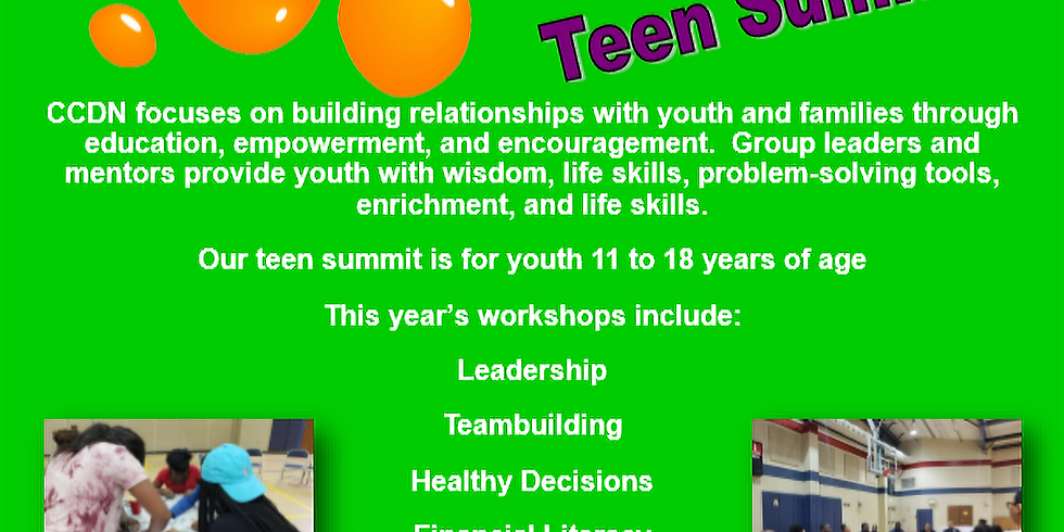 2019 E.L.E.C.T. Teen Summit