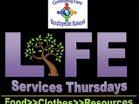 Helping the Community with Life Services!