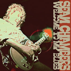Cover Sean-Chambers-Welcome-To-My-Blues