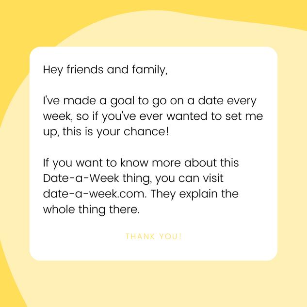 Yellow Instagram Post (date-a-week.com)