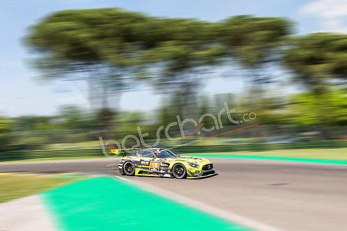 Swiss Team Mercedes AMG GT3 #5