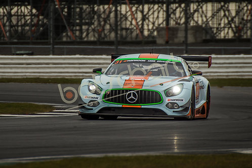 Gulf Mercedes AMG GT3