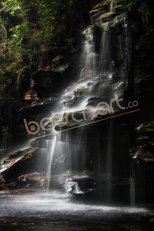 Brasilianischer Wasserfall