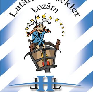 Guggenmusik Fahne LHL