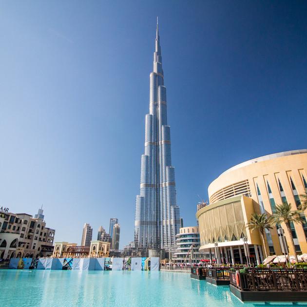 Burj Khalifa Dubai 2