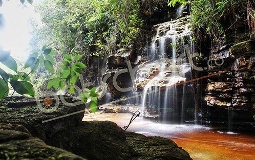 Brasilianischer Wasserfall #3