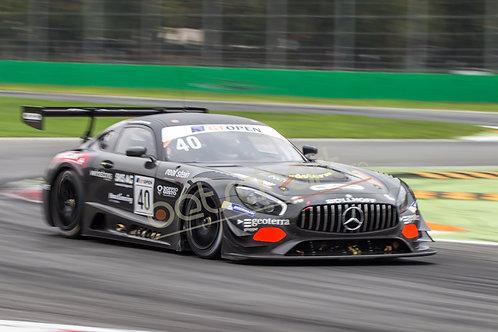 Mercedes AMG GT3 SPS