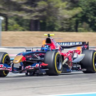 Toro Rosso @Paul Ricard 2017