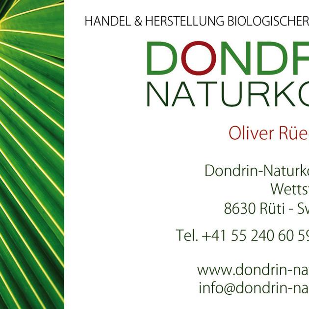 Visitenkarte Dondrin
