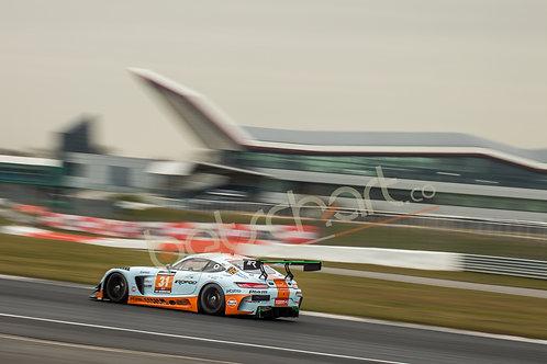 Gulf Mercedes AMG GT3 #2