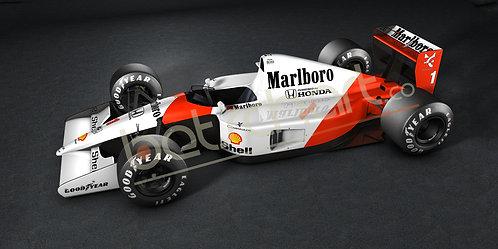 McLaren MP4-6 1991