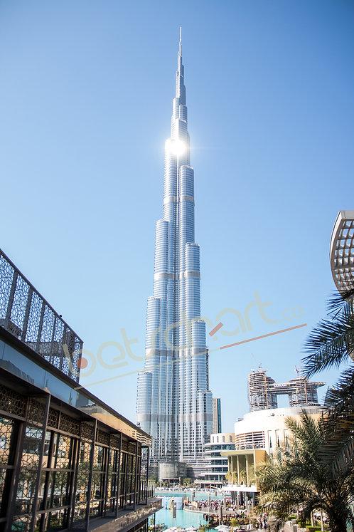 Burj Khalifa, Dubai #1
