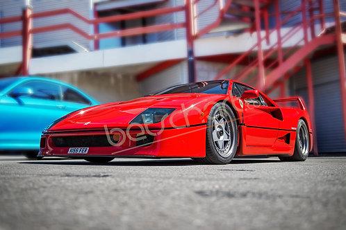Ferrari F40 #1