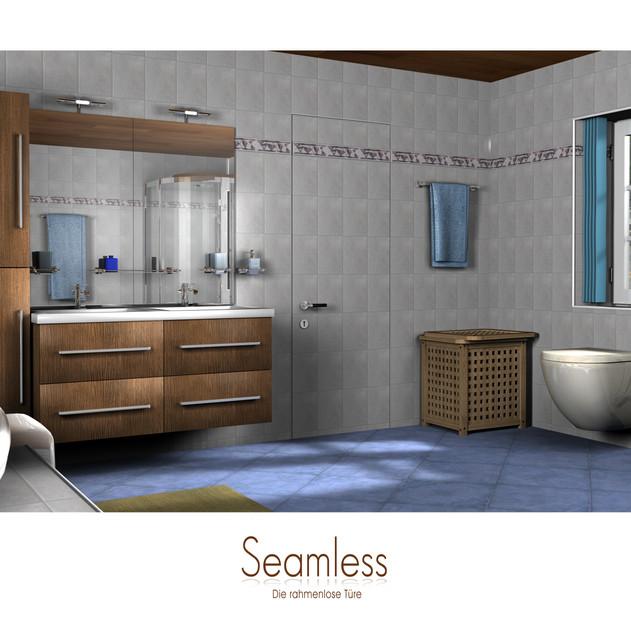 Seamless Türen Beispiel 1