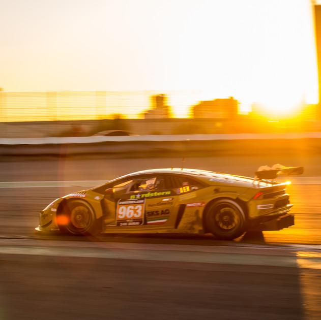Lamborghini Huracan GT3 @Dubai 2018 1