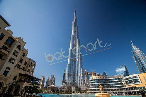 Burj Khalifa, Dubai #3