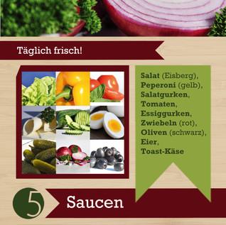 Sandwich Factory Broschüre 3